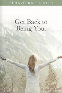 Get Back to Being You e-book cover